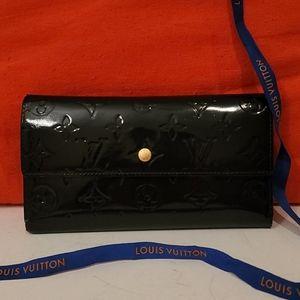 Louis Vuitton Tresor Monogram Trifold Wallet